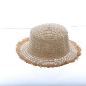 Free People Straw Beach Hat